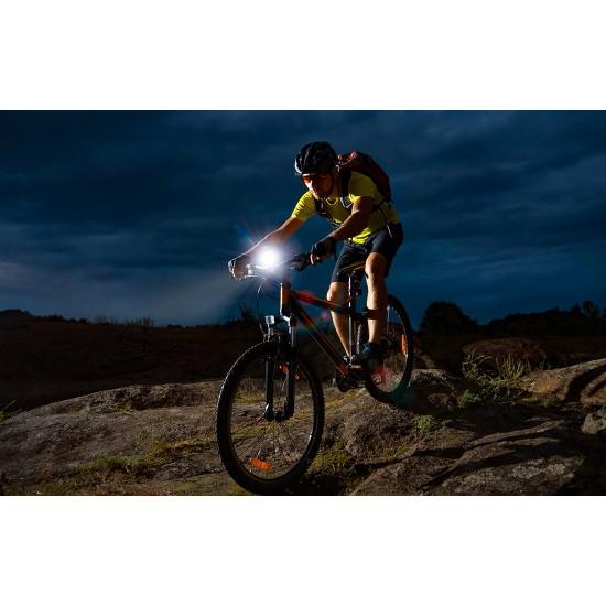 Επαναφορτιζόμενος Φακός Ποδηλάτου Supfire GT-R2 Bike Flashlight